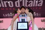 Giro d'Italia 2017 - 100th Edition - 14th stage Castellania - Oropa 131 km - 20/05/2017 - Tom Dumoulin (NED - Team Sunweb) - BettiniPhoto©2017