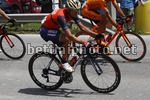 Giro d'Italia 2017 - 100th Edition - 17th stage Tirano - Canazei 219 km - 24/05/2017 - Valerio Agnoli (ITA - Bahrain - Merida) - photo Luca Bettini/BettiniPhoto©2017