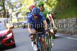 Giro d'Italia 2017 - 100th Edition - 17th stage Tirano - Canazei 219 km - 24/05/2017 - Pavel Brutt (RUS - Gazprom - RusVelo) - photo Luca Bettini/BettiniPhoto©2017