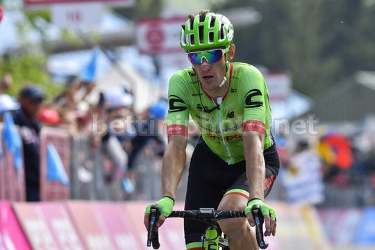 Giro d'Italia 2017 - 100th Edition - 19th stage San Candido - Piancavallo 191 km - 26/05/2017 - Pierre Rolland (FRA - Cannondale - Drapac) - Photo Dario Belingheri/BettiniPhoto©2017