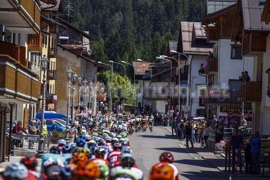 Giro d'Italia 2017 - 100th Edition - 19th stage San Candido - Piancavallo 191 km - 26/05/2017 - Scenery - Photo Luca Bettini/BettiniPhoto©2017