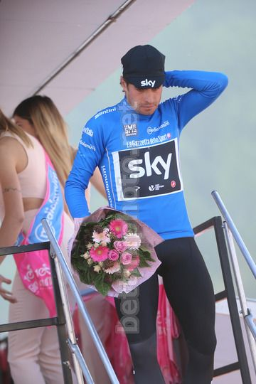 Giro d'Italia 2017 - 100th Edition - 19th stage San Candido - Piancavallo 191 km - 26/05/2017 - Mikel Landa (ESP - Team Sky) - Photo Ilario Biondi/BettiniPhoto©2017