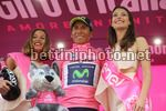 Giro d'Italia 2017 - 100th Edition - 20th stage Pordenone - Asiago 190 km - 27/05/2017 - Nairo Quintana (COL - Movistar) - photo Ilario Biondi/BettiniPhoto©2017
