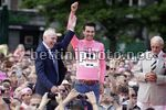 Maastricht - Festa Tom Dumoulin Giro 2017 - 31/05/2017 -  Joop Zoetemelk - Tom Dumoulin  and Jan Janssen - photo Davy Rietbergen/CV/BettiniPhoto©2017