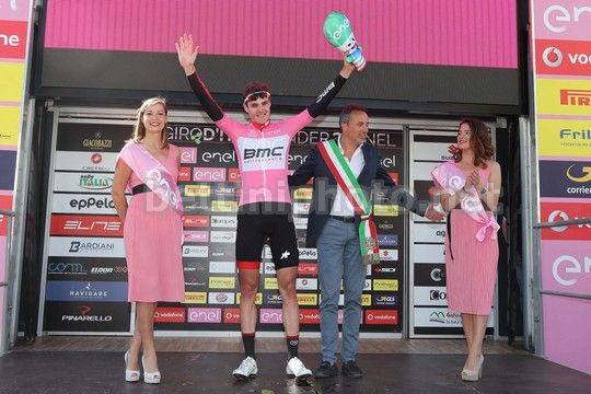 Giro D'Italia Under 23 Enel 2017 4th stage