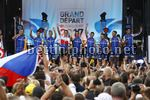 Tour de France 2017 - 104th Edition - Team Presentation - 29/06/2017 - QuickStep - Floors - photo Luca Bettini/BettiniPhoto©2017