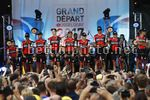 Tour de France 2017 - 104th Edition - Team Presentation - 29/06/2017 - BMC - photo Luca Bettini/BettiniPhoto©2017
