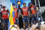 Tour de France 2017 - 104th Edition - Team Presentation - 29/06/2017 - Sonny Colbrelli (ITA - Bahrain - Merida) - photo Luca Bettini/BettiniPhoto©2017