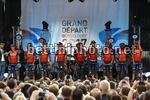 Tour de France 2017 - 104th Edition - Team Presentation - 29/06/2017 - Bahrain - Merida - photo Luca Bettini/BettiniPhoto©2017