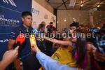 Tour de France 2017 - 104th Edition - Press Conference - 30/06/2017 - Nairo Quintana (COL - Movistar) - photo TDW/BettiniPhoto©2017