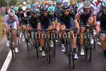 Tour de France 2017 - 104th Edition - 2nd stage Dusseldorf - Liege 203.5 km - 01/07/2017 - Imanol Erviti (ESP - Movistar) - Daniele Bennati (ITA - Movistar) - photo TDW/BettiniPhoto©2017