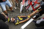 Tour de France 2017 - 104th Edition - 8th stage  Dole - Sation des Rousses 187.5 km - 08/07/2017 - Lilian Calmejane (FRA - Direct Energie) - photo Luca Bettini/BettiniPhoto©2017