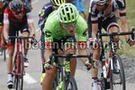 Tour de France 2017 - 104th Edition - 8th stage  Dole - Sation des Rousses 187.5 km - 08/07/2017 - Alberto Bettiol (ITA - Cannondale - Drapac) - photo Luca Bettini/BettiniPhoto©2017