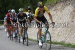 Tour de France 2017 - 104th Edition - 8th stage  Dole - Sation des Rousses 187.5 km - 08/07/2017 - Robert Gesink (NED - LottoNL - Jumbo) - photo Luca Bettini/BettiniPhoto©2017