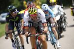 Tour de France 2017 - 104th Edition - 8th stage  Dole - Sation des Rousses 187.5 km - 08/07/2017 - Marcus Burghardt (GER - Bora - Hansgrohe) - photo Luca Bettini/BettiniPhoto©2017