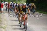 Tour de France 2017 - 104th Edition - 8th stage  Dole - Sation des Rousses 187.5 km - 08/07/2017 - Perrig Quemeneur (FRA - Direct Energie) - photo Luca Bettini/BettiniPhoto©2017