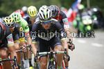 Tour de France 2017 - 104th Edition - 8th stage  Dole - Sation des Rousses 187.5 km - 08/07/2017 - Serge Pauwels (BEL - Dimension Data) - photo Luca Bettini/BettiniPhoto©2017