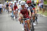 Tour de France 2017 - 104th Edition - 8th stage  Dole - Sation des Rousses 187.5 km - 08/07/2017 - Maurits Lammertink (NED - Katusha - Alpecin) - photo Luca Bettini/BettiniPhoto©2017