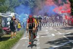 Tour de France 2017 - 104th Edition - 8th stage  Dole - Sation des Rousses 187.5 km - 08/07/2017 - Thomas De Gendt (BEL - Lotto Soudal) - photo Luca Bettini/BettiniPhoto©2017