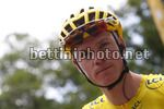 Tour de France 2017 - 104th Edition - 8th stage  Dole - Sation des Rousses 187.5 km - 08/07/2017 - Christopher Froome (GBR - Team Sky) - photo Luca Bettini/BettiniPhoto©2017
