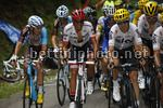 Tour de France 2017 - 104th Edition - 8th stage  Dole - Sation des Rousses 187.5 km - 08/07/2017 - Alberto Contador (ESP - Trek - Segafredo) - photo Luca Bettini/BettiniPhoto©2017