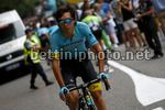 Tour de France 2017 - 104th Edition - 9th stage  Nantua - Chambery 181.5 km - 09/07/2017 - Bakhtiyar Kozhatayev (KAZ - Astana Pro Team) - photo Luca Bettini/BettiniPhoto©2017