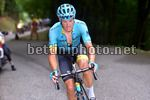 Tour de France 2017 - 104th Edition - 9th stage  Nantua - Chambery 181.5 km - 09/07/2017 - Jakob Fuglsang (DEN - Astana Pro Team) - photo TDW/BettiniPhoto©2017