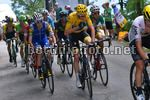 Tour de France 2017 - 104th Edition - 9th stage  Nantua - Chambery 181.5 km - 09/07/2017 - Christopher Froome (GBR - Team Sky) - Fabio Aru (ITA - Astana Pro Team) - Daniel Martin (IRL - QuickStep - Floors) - photo TDW/BettiniPhoto©2017