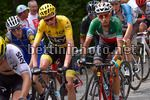 Tour de France 2017 - 104th Edition - 9th stage  Nantua - Chambery 181.5 km - 09/07/2017 - Christopher Froome (GBR - Team Sky) - Fabio Aru (ITA - Astana Pro Team) - photo TDW/BettiniPhoto©2017