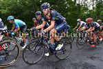 Tour de France 2017 - 104th Edition - 9th stage  Nantua - Chambery 181.5 km - 09/07/2017 - Jesus Herrada (ESP - Movistar) - photo TDW/BettiniPhoto©2017