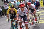 Tour de France 2017 - 104th Edition - 9th stage  Nantua - Chambery 181.5 km - 09/07/2017 - Jarlinson Pantano (COL - Trek - Segafredo) - photo TDW/BettiniPhoto©2017