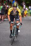 Tour de France 2017 - 104th Edition - 9th stage  Nantua - Chambery 181.5 km - 09/07/2017 - Primoz Roglic (SLO - LottoNL - Jumbo) - photo TDW/BettiniPhoto©2017