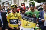 Tour de France 2017 - 104th Edition - 10th stage Perigueux - Bergerac 178 km - 11/07/2017 - Christopher Froome (GBR - Team Sky) - Marcel Kittel (GER - QuickStep - Floors) - photo Luca Bettini/BettiniPhoto©2017