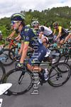 Tour de France 2017 - 104th Edition - 10th stage Perigueux - Bergerac 178 km - 11/07/2017 - Carlos Betancur (COL - Movistar) - photo TDW/BettiniPhoto©2017