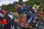 Tour de France 2017 - 104th Edition - 10th stage Perigueux - Bergerac 178 km - 11/07/2017 - Daniele Bennati (ITA - Movistar) - photo TDW/BettiniPhoto©2017