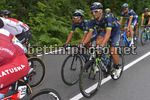 Tour de France 2017 - 104th Edition - 10th stage Perigueux - Bergerac 178 km - 11/07/2017 - Daniele Bennati (ITA - Movistar) - Nairo Quintana (COL - Movistar) - photo TDW/BettiniPhoto©2017