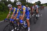 Tour de France 2017 - 104th Edition - 10th stage Perigueux - Bergerac 178 km - 11/07/2017 - Philippe Gilbert (BEL - QuickStep - Floors) - Julien Vermote (BEL - QuickStep - Floors) - photo TDW/BettiniPhoto©2017