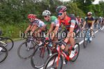 Tour de France 2017 - 104th Edition - 10th stage Perigueux - Bergerac 178 km - 11/07/2017 - Damiano Caruso (ITA - BMC) - Fabio Aru (ITA - Astana Pro Team) - Diego Ulissi (ITA - UAE Team Emirates) - photo TDW/BettiniPhoto©2017