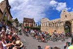 Tour de France 2017 - 104th Edition - 10th stage Perigueux - Bergerac 178 km - 11/07/2017 - Scenery - Domme - photo TDW/BettiniPhoto©2017