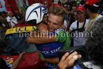 Tour de France 2017 - 104th Edition - 11th stage  Eymet - Pau 203.5 km - 12/07/2017 - Marcel Kittel (GER - QuickStep - Floors) - Julien Vermote (BEL - QuickStep - Floors) - photo Luca Bettini/BettiniPhoto©2017