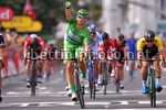 Tour de France 2017 - 104th Edition - 11th stage  Eymet - Pau 203.5 km - 12/07/2017 - Marcel Kittel (GER - QuickStep - Floors) - photo TDW/BettiniPhoto©2017
