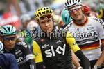 Tour de France 2017 - 104th Edition - 12th stage Pau - Peryagudes 214.5 km - 13/07/2017 - Christopher Froome (GBR - Team Sky) - photo Luca Bettini/BettiniPhoto©2017