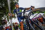 Tour de France 2017 - 104th Edition - 12th stage Pau - Peryagudes 214.5 km - 13/07/2017 - Nairo Quintana (COL - Movistar) - photo Luca Bettini/BettiniPhoto©2017