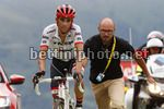 Tour de France 2017 - 104th Edition - 12th stage Pau - Peryagudes 214.5 km - 13/07/2017 - Alberto Contador (ESP - Trek - Segafredo) - photo Luca Bettini/BettiniPhoto©2017