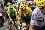 Tour de France 2017 - 104th Edition - 12th stage Pau - Peryagudes 214.5 km - 13/07/2017 - Christopher Froome (GBR - Team Sky) - Fabio Aru (ITA - Astana Pro Team) - photo POOL Bernard Papon/BettiniPhoto©2017