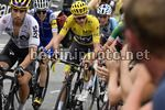 Tour de France 2017 - 104th Edition - 12th stage Pau - Peryagudes 214.5 km - 13/07/2017 - Christopher Froome (GBR - Team Sky) - photo POOL Bernard Papon/BettiniPhoto©2017