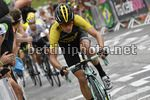 Tour de France 2017 - 104th Edition - 12th stage Pau - Peryagudes 214.5 km - 13/07/2017 - George Bennett (AUS - LottoNL - Jumbo) - photo POOL Bernard Papon/BettiniPhoto©2017