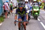 Tour de France 2017 - 104th Edition - 12th stage Pau - Peryagudes 214.5 km - 13/07/2017 - Nairo Quintana (COL - Movistar) - photo TDW/BettiniPhoto©2017