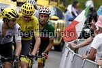 Tour de France 2017 - 104th Edition - 12th stage Pau - Peryagudes 214.5 km - 13/07/2017 - Fabio Aru (ITA - Astana Pro Team) - Christopher Froome (GBR - Team Sky) - photo POOL Philippe Lopez/BettiniPhoto©2017