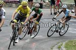 Tour de France 2017 - 104th Edition - 12th stage Pau - Peryagudes 214.5 km - 13/07/2017 - Christopher Froome (GBR - Team Sky) - Fabio Aru (ITA - Astana Pro Team) - Romain Bardet (FRA  - AG2R - La Mondiale) - photo POOL Philippe Lopez/BettiniPhoto©2017